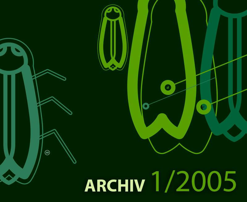 Archiv ročníku 1 – 2005