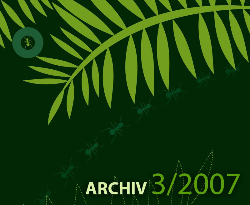 Archiv ročníku 3 – 2007